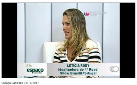 09/11/2017 - TV Capixaba - Espaço Capixaba