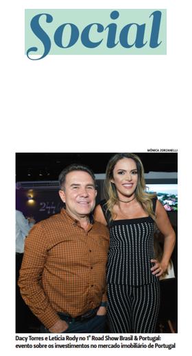 17/11/2017 - Jornal ES Hoje / Coluna Social